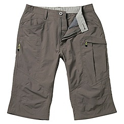 Tog 24 - Soft slate reno tcz tech 3/4 length trousers