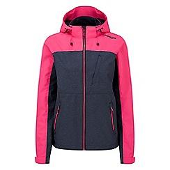 Tog 24 - Navy marl and neon rhea milatex jacket