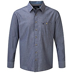 Tog 24 - Dark midnight ridge tcz cotton shirt