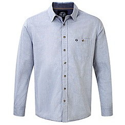 Tog 24 - Light blue ridge tcz cotton shirt