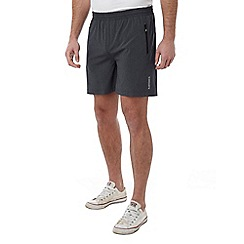 Tog 24 - Dark grey marl rien TCZ stretch shorts