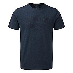 Tog 24 - Navy marl roberts t-shirt makers mark