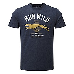 Tog 24 - Navy marl roberts t-shirt run wild