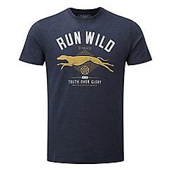 Tog 24 - Navy marl roberts t-shirt run wild