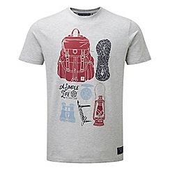 Tog 24 - Light grey roberts t-shirt simple life