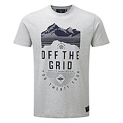 Tog 24 - Light grey roberts t-shirt off the grid