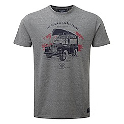 Tog 24 - Dark grey marl roberts t-shirt search engine