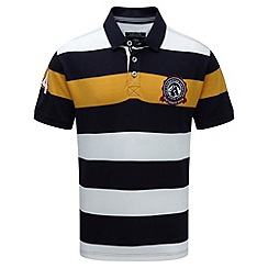 Tog 24 - Sun stripe roddick polo shirt