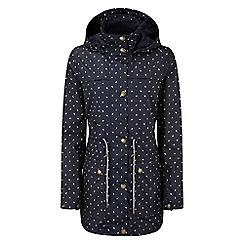 Tog 24 - Navy print rosie milatex jacket