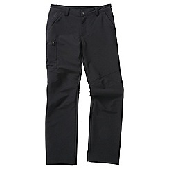 Tog 24 - Black rova tcz softshell trousers short leg