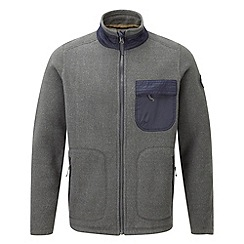 Tog 24 - Dark grey marl rowan tcz 300 fleece jacket