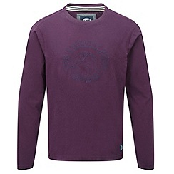 Tog 24 - Plum royce long sleeve t-shirt