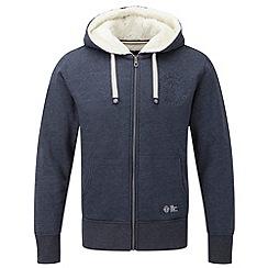 Tog 24 - Midnight marl salcombe tcz sherpa hoodie