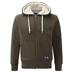 Tog 24 - Hunter marl salcombe tcz sherpa hoodie