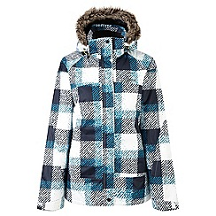 Tog 24 - White check samba milatex jacket