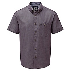 Tog 24 - Plum sandbanks tcz cotton shirt