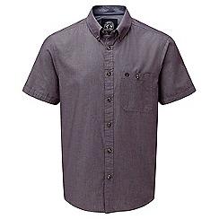 Tog 24 - Plum sandbanks tcz cotton shirt