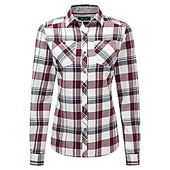 Tog 24 - Plum sarah tcz cotton shirt