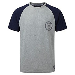 Tog 24 - Grey/midnight saturn t-shirt compass