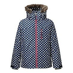 Tog 24 - Navy dot scooter milatex jacket