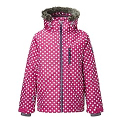 Tog 24 - Rose dot scooter milatex jacket