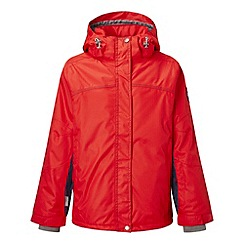Tog 24 - Red/midnight scoot milatex jacket