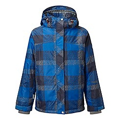 Tog 24 - New blue check scoot milatex jacket