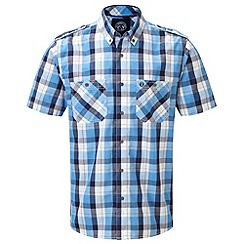 Tog 24 - Blue haze severn tcz cotton shirt