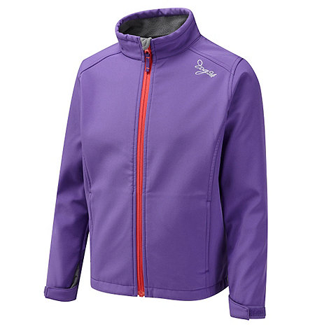 Tog 24 - Purple Shield Tcz Softshell Jacket