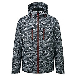 Tog 24 - Black camo shift milatex ski jacket
