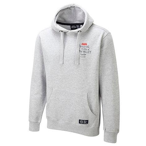 Tog 24 - Grey marl spen shine hoody