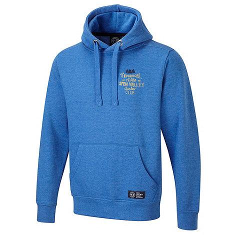 Tog 24 - New blue marl spen shine hoody