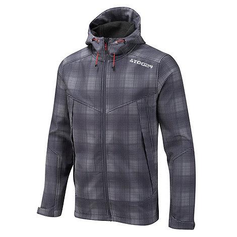 Tog 24 - Black Silver Tcz Shell Jacket