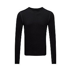 Tog 24 - Black smart tcz merino crew neck