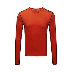 Tog 24 - Orange smart tcz merino crew neck