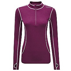 Tog 24 - Berry smart tcz merino zip neck
