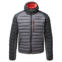 Tog 24 - Jet/black solaris down jacket