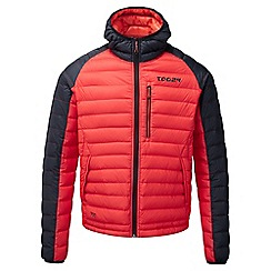 Tog 24 - Fire red/black solaris down jacket