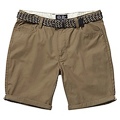 Tog 24 - Stone solent casual shorts