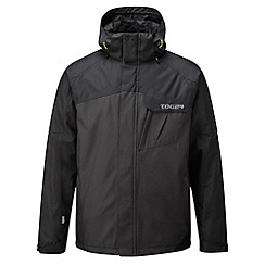 Tog 24 - Black/storm soll milatex ski jacket