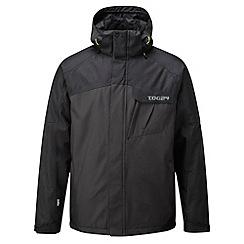 Tog 24 - Black/storm soll milatex ski jacket