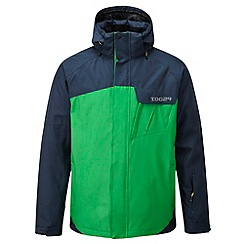 Tog 24 - Mood blue/grass soll milatex ski jacket