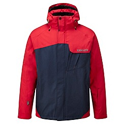 Tog 24 - Red/mood blue soll milatex ski jacket