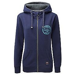 Tog 24 - Dark midnight sophie deluxe zip hoodie mcm
