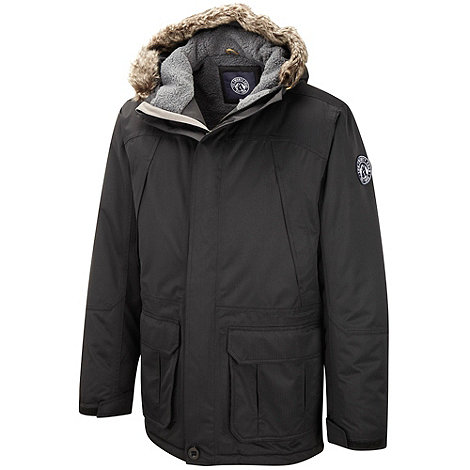 Tog 24 - Black squad milatex jacket