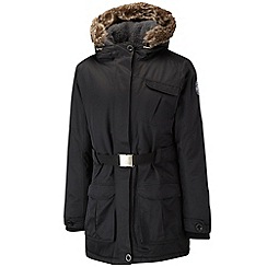 Tog 24 - Black squad milatex parka jacket