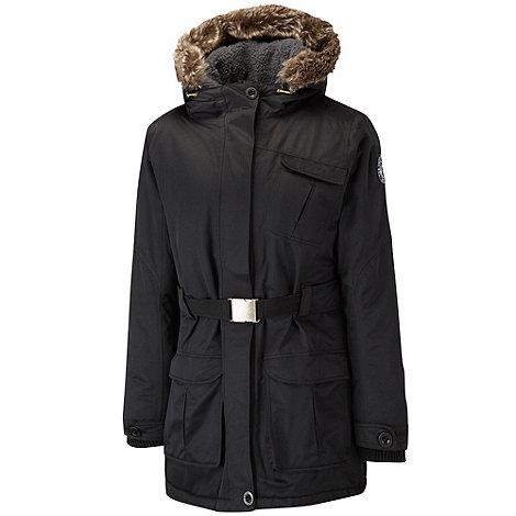 Tog 24 - Black squad milatex parka jacket