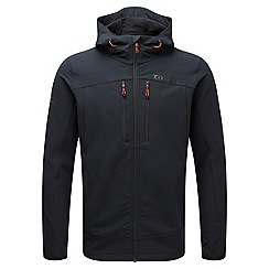 Tog 24 - Black star tcz softshell hoody