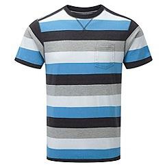 Tog 24 - Blue haze stead stripe t-shirt