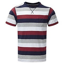 Tog 24 - Rio red stead stripe t-shirt